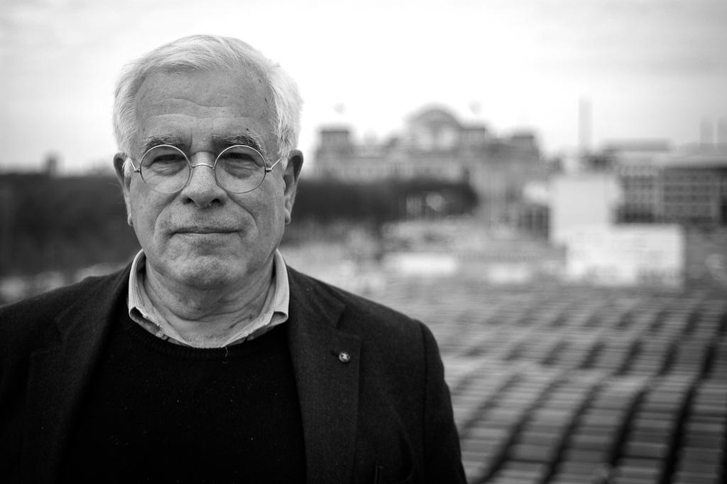 Peter Eisenmann - das geklaute Portrait