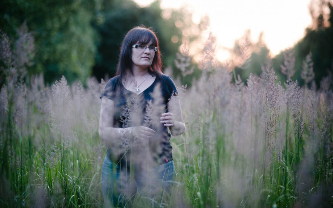 Karin – ein spontanes Portraitfotoshooting
