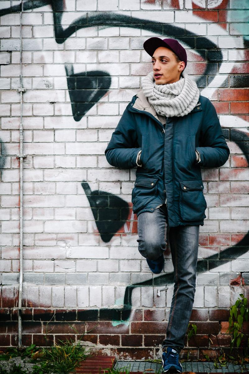 Portraits von Lorenzo in Berlin