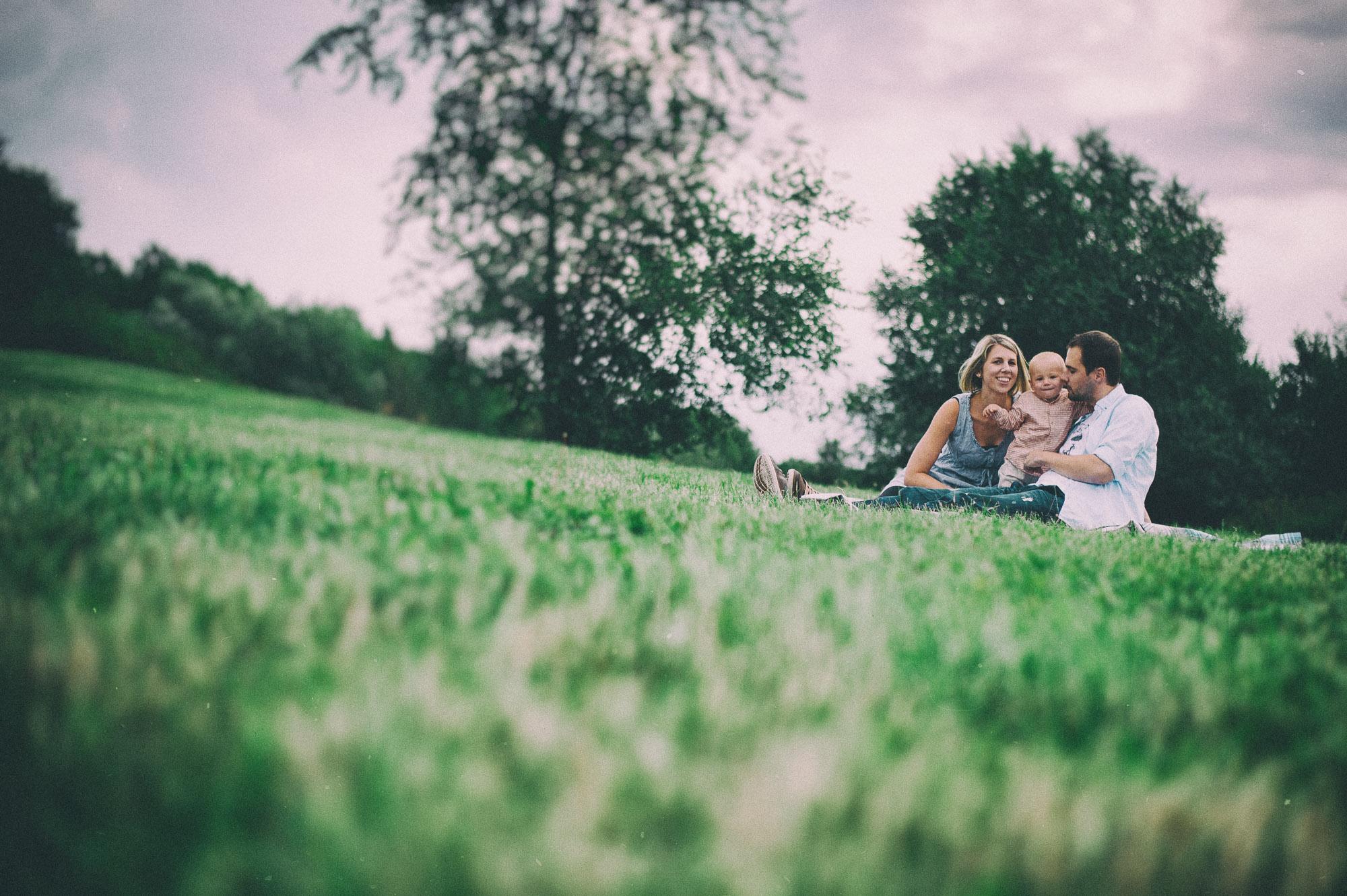 Familienfoto Boris Mehl