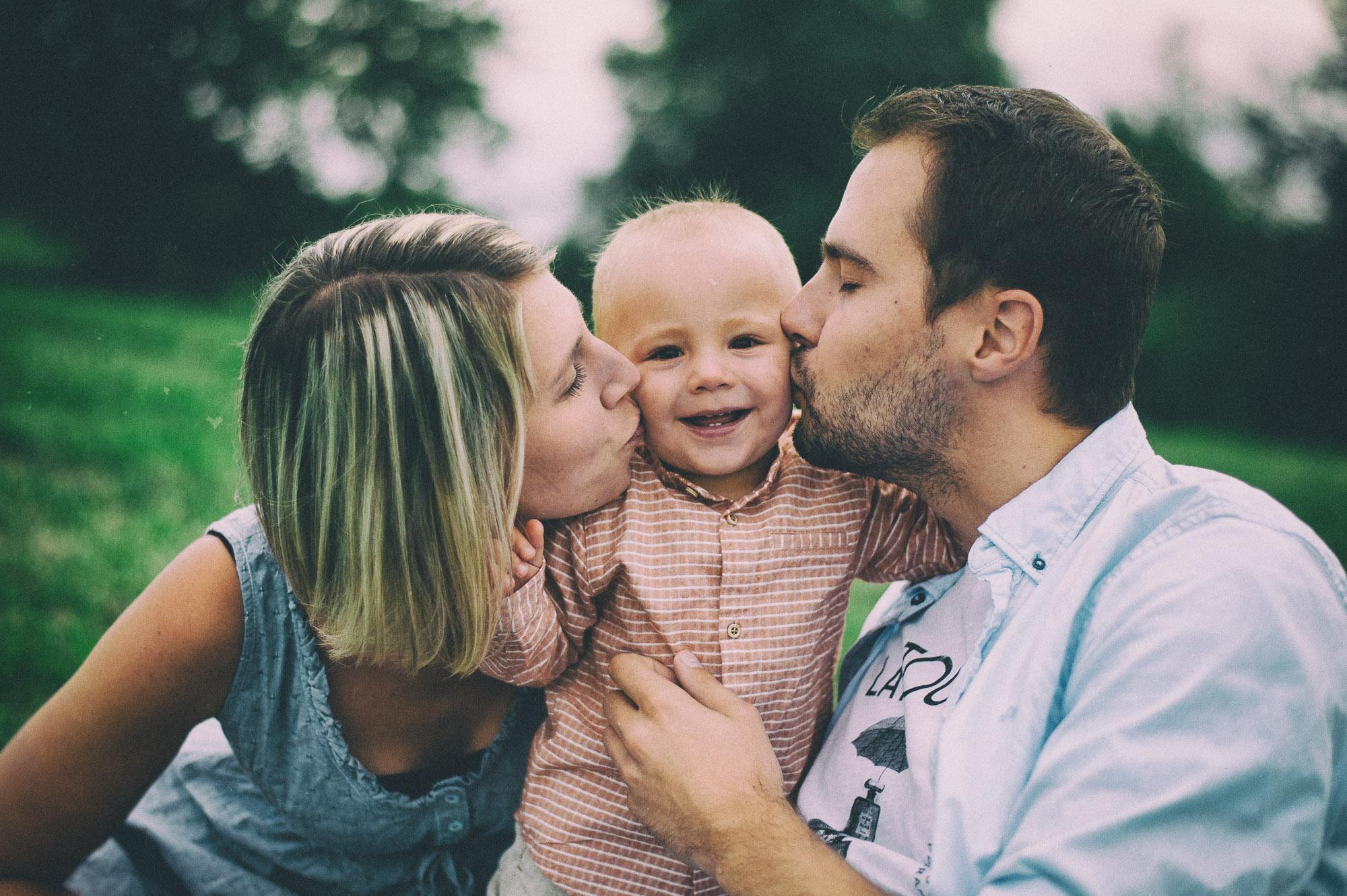 Familienfotos von Boris Mehl