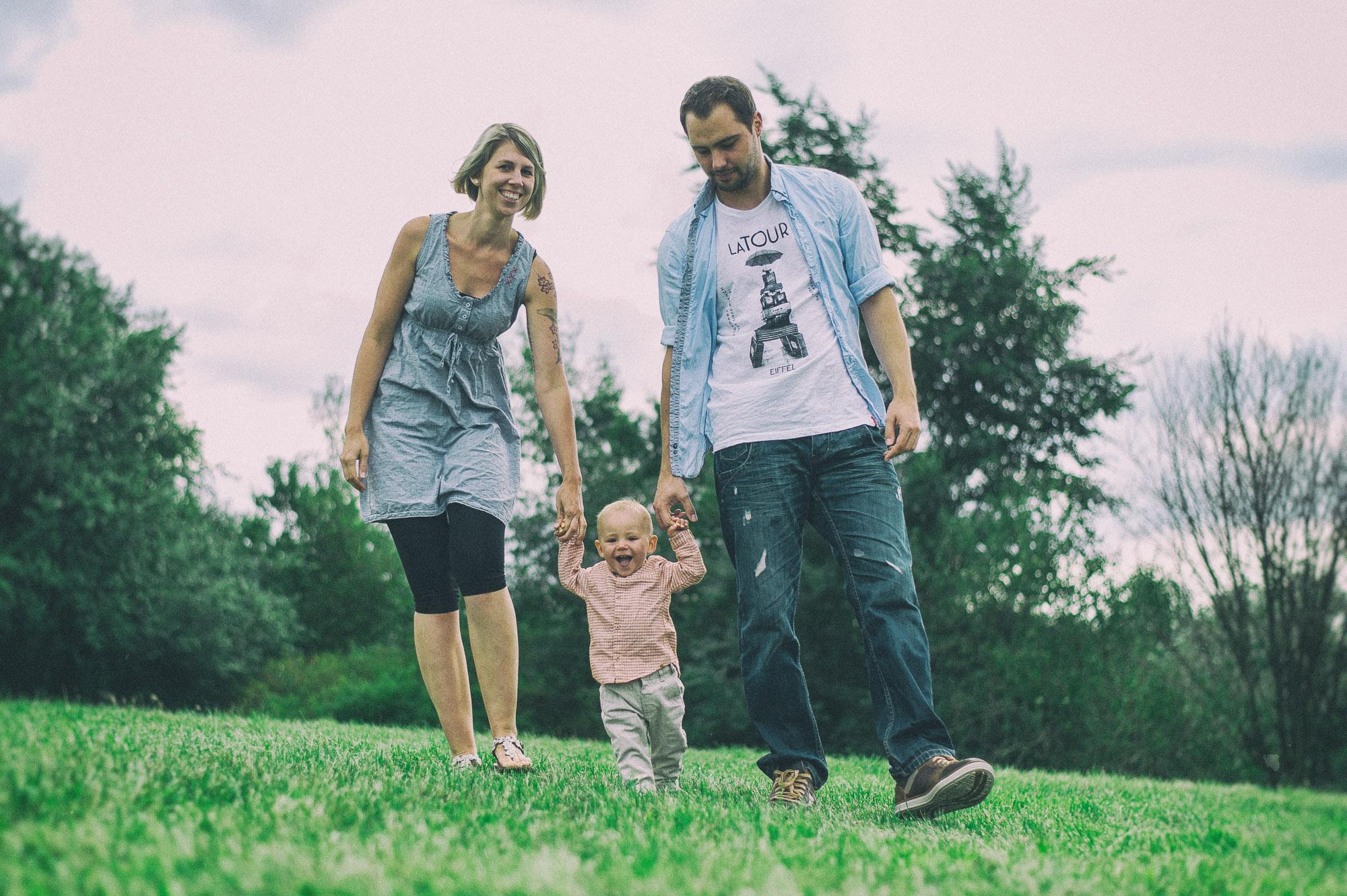Familienfotograf Berlin Boris Mehl Spaziergang