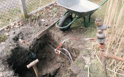 wer andern eine Grube gräbt