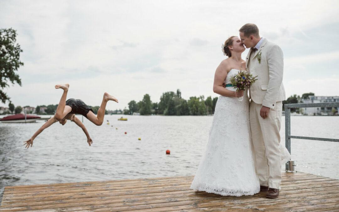 Wie finde ich einen Hochzeitsfotografen in Berlin?