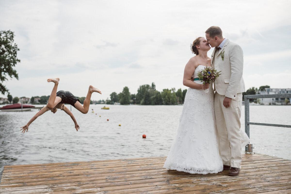 Hochzeit im Krokodil Berlin Köpenick Hochzeitsreportage