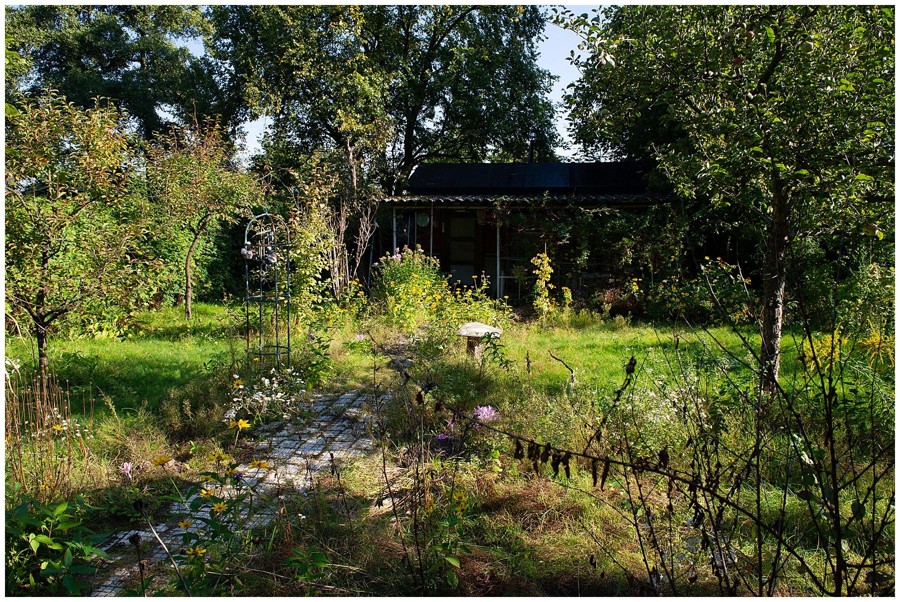 Garten, 2010, Übernahme