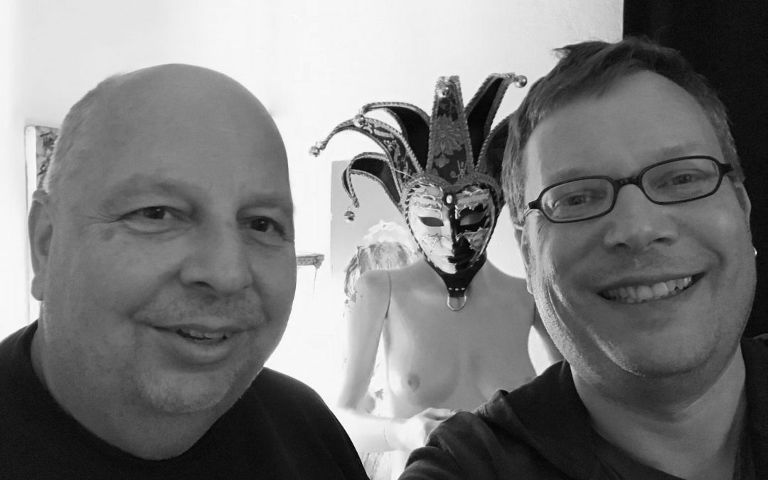 Boudoir Podcast – mit Thomas Illhardt – Fotograf