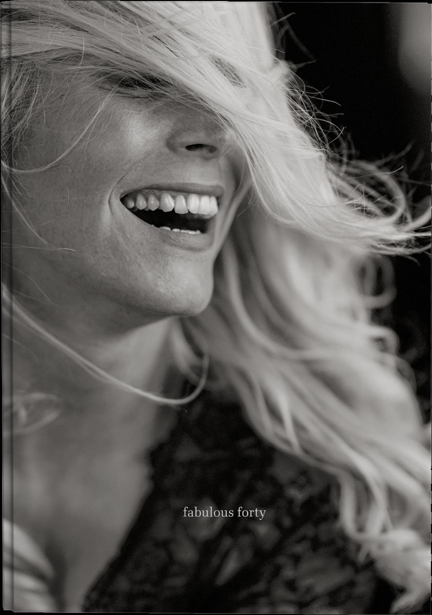 fabulous forty Nadine Wisser