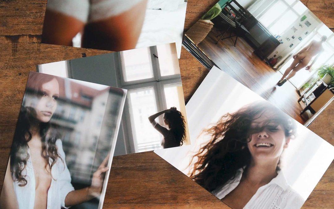 Print Boudoir Fotos